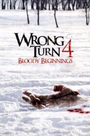 Droga bez powrotu 4 Krwawe początki
